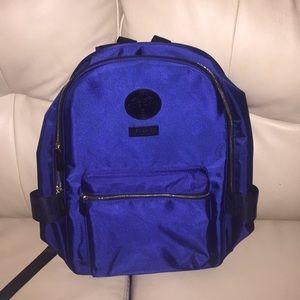 Royal Blue Versace backpack